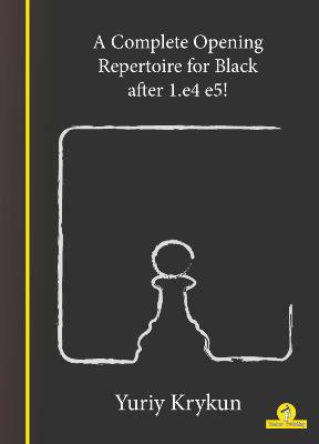 A complete repertoire for Black after 1.e4 e5