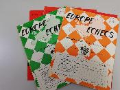 "5 Europe Echecs ""collectors"""